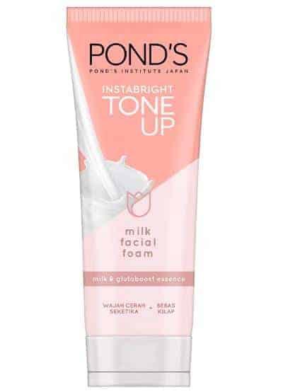 Pond's InstaBright Tone Up Facial Foam