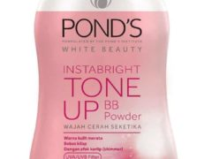 Pond's Instabright Tone Up BB Powder