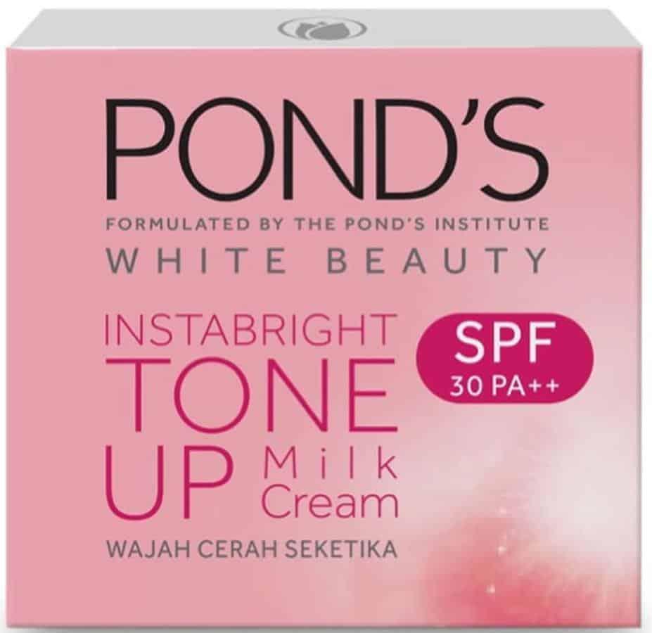 Pond's Instabright Tone Up Milk Cream SPF 30 PA++