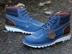 Sepatu Kickers Asli Punya Heel Protector