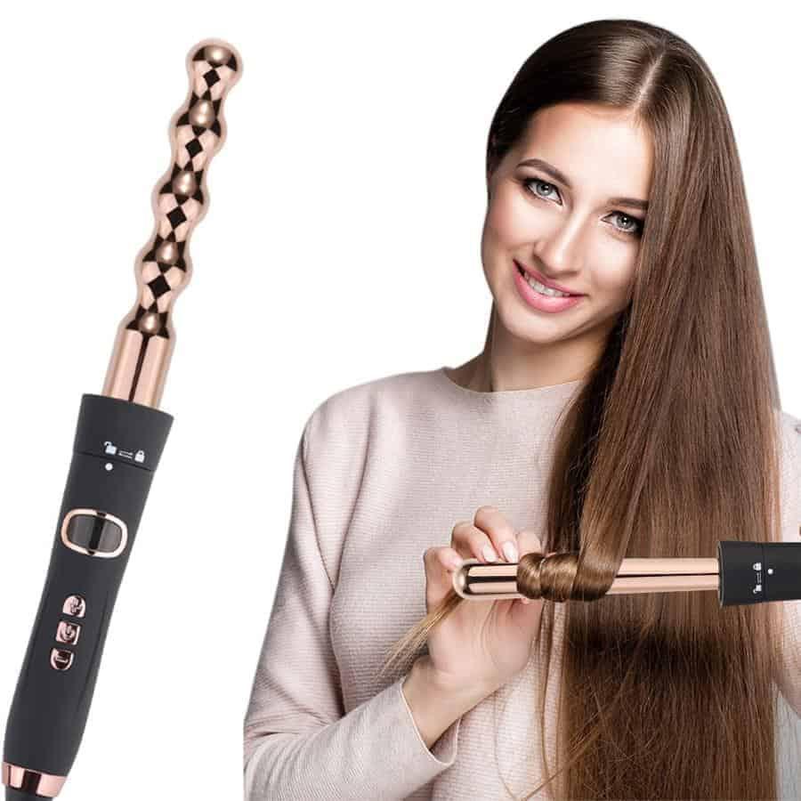 Sesuaikan Pengaturan Panas dengan Jenis Rambut