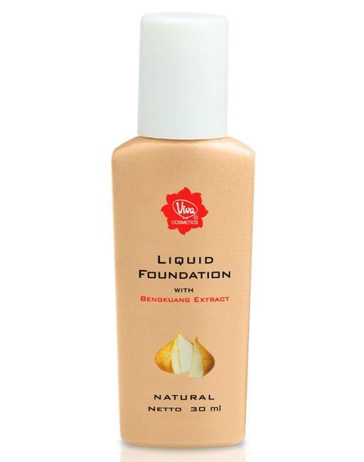 Viva Liquid Foundation with Bengkuang Extract