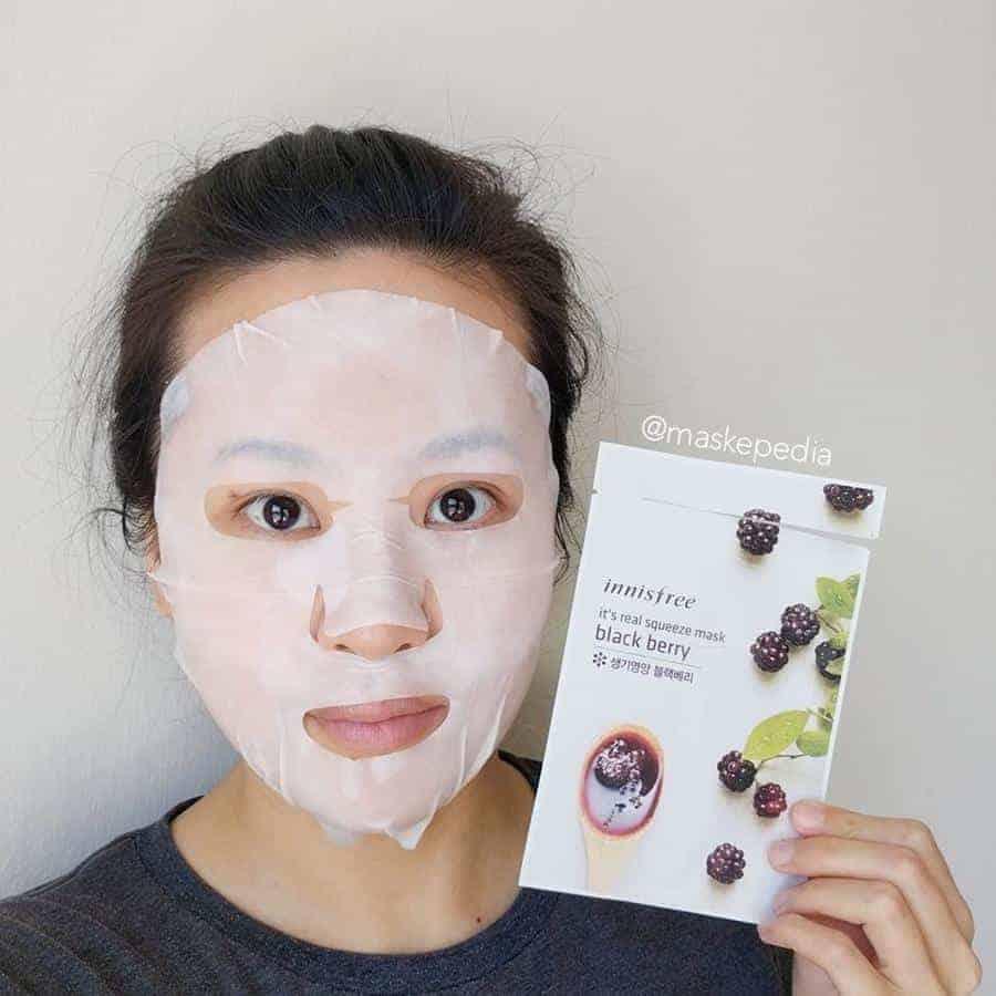 Ketahuilah Cara Membedakan Masker innisfree Palsu dan Asli! 7