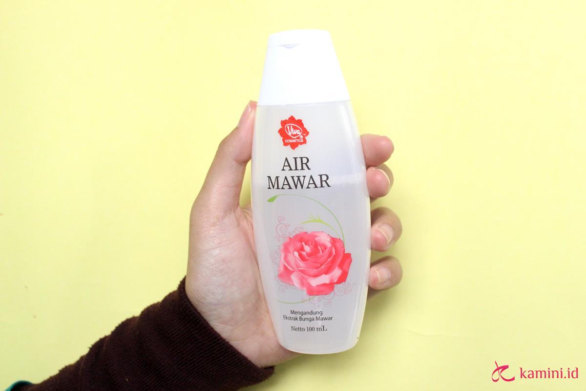 Review Air Mawar Viva 1