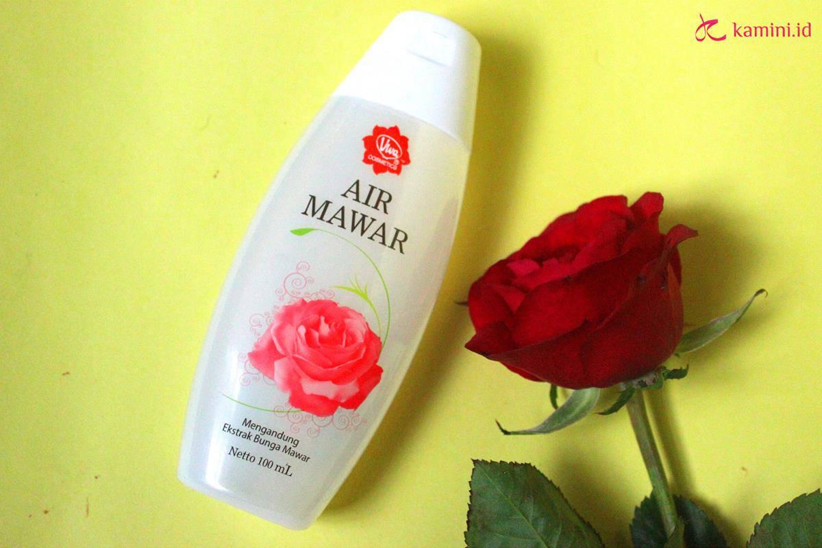 Review Air Mawar Viva 4