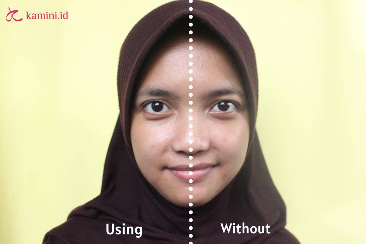 Review Pixy brightening moisturizer aplikasi
