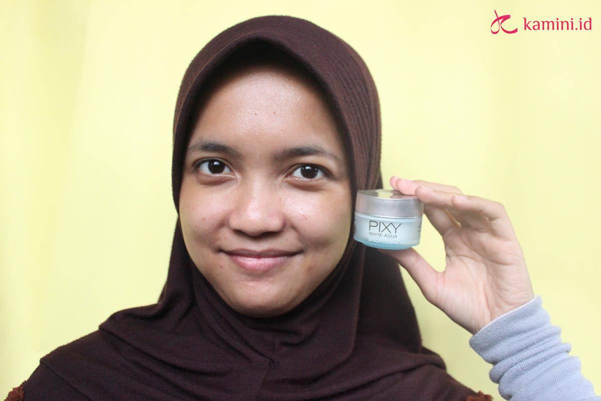 Review Pixy brightening moisturizer performa
