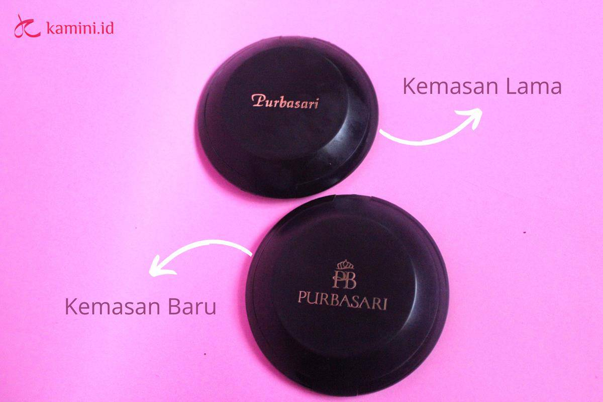 Review Purbasari Oil Control Matte kemasan 2