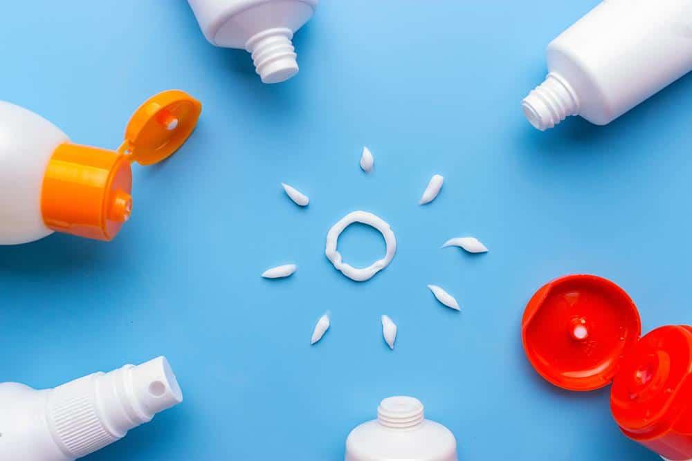 tips perawatan wajah untuk renang_aplikasikan sunscreen