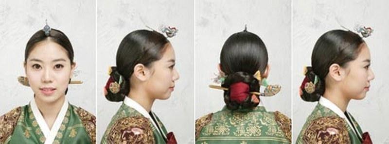 9 Ragam Model Rambut Wanita Era Joseon yang Paling Populer 15