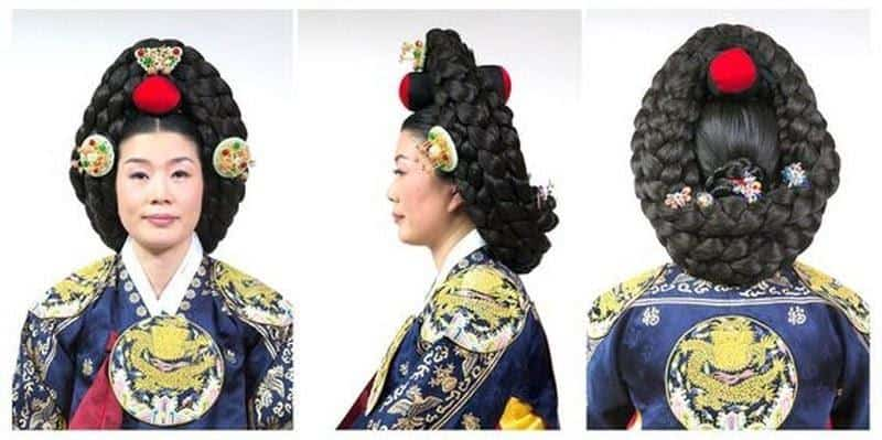 9 Ragam Model Rambut Wanita Era Joseon yang Paling Populer 5