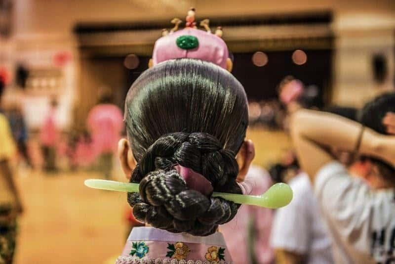 9 Ragam Model Rambut Wanita Era Joseon yang Paling Populer 7