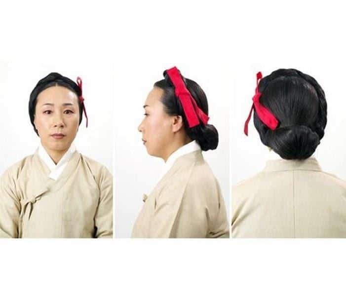 9 Ragam Model Rambut Wanita Era Joseon yang Paling Populer 17