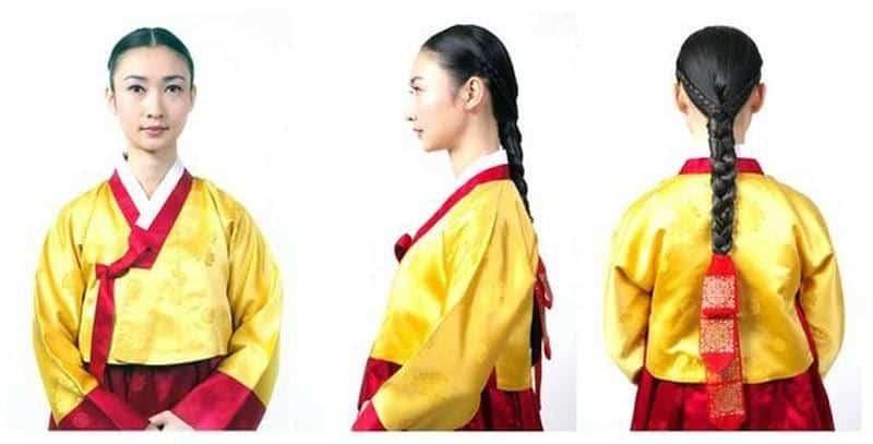 9 Ragam Model Rambut Wanita Era Joseon yang Paling Populer 3