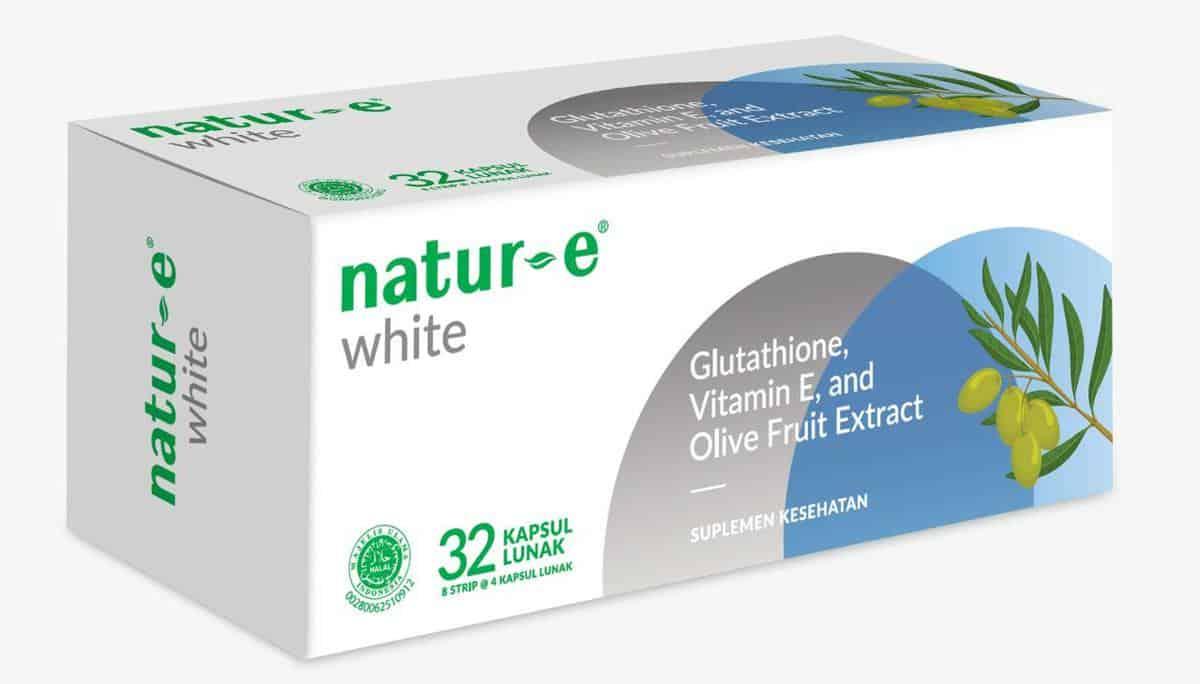 Perbedaan Natur E dan Ever E_Natur E White