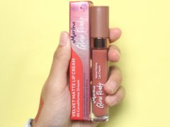Review Marina Glow Ready Lip Cream thumbnail