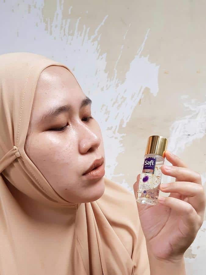 Review Safi Age Defy Gold Water Essence_Kesimpulan