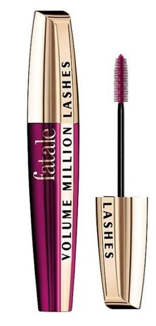Varian Maskara Loreal_L'Oreal Volume Million Lashes Fatale Mascara