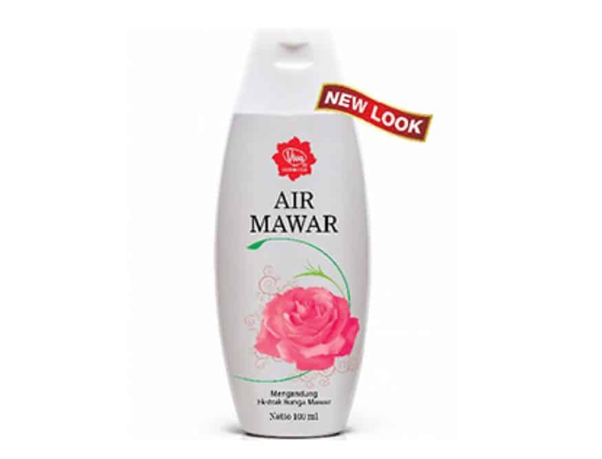 manfaat viva face tonic_ Viva Face Tonic Air Mawar