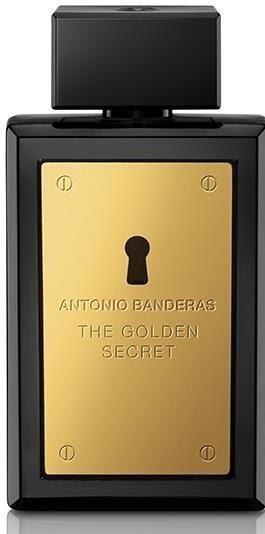 parfum antonio banderas yang enak_The Golden Secret