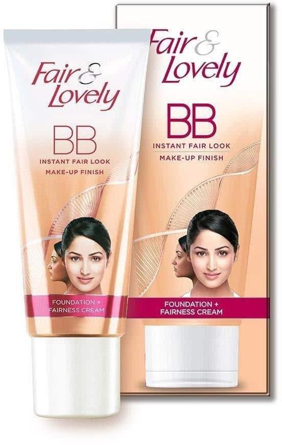 produk glow & lovely untuk kulit berjerawat_Fair and Lovely BB Cream