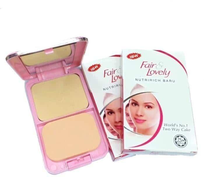 produk glow & lovely untuk kulit berjerawat_Fair and Lovely Nutri Rich Baru