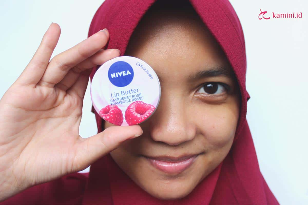 review nivea lip butter performa