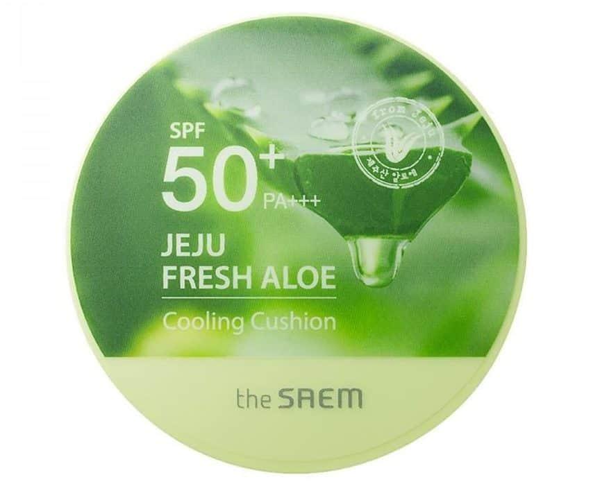 varian cushion teh saem_Jeju Fresh Aloe Cooling Cushion