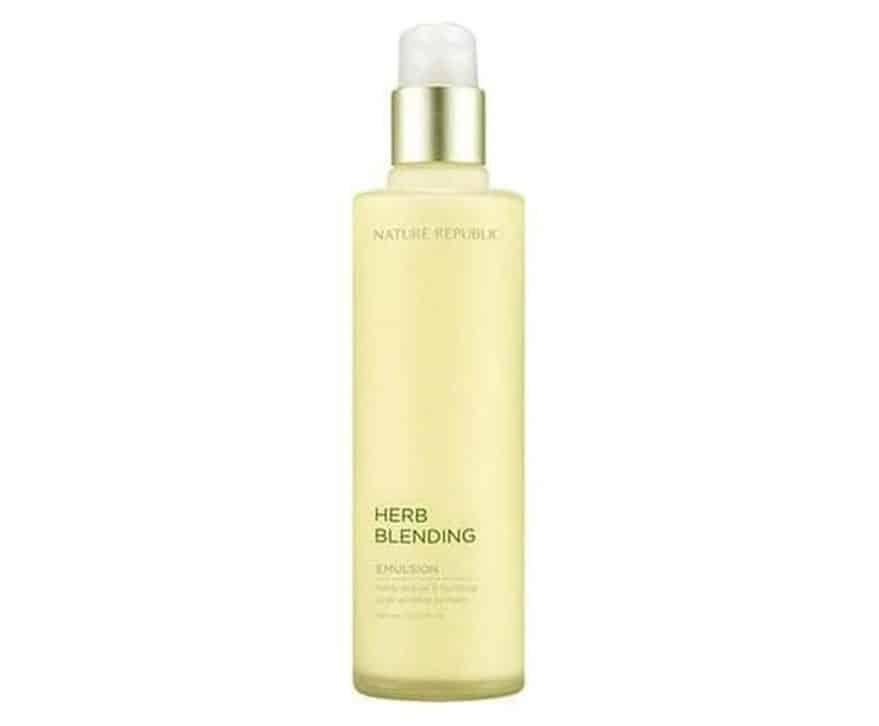 varian nature republic emulsion_Herb Blending Emulsion