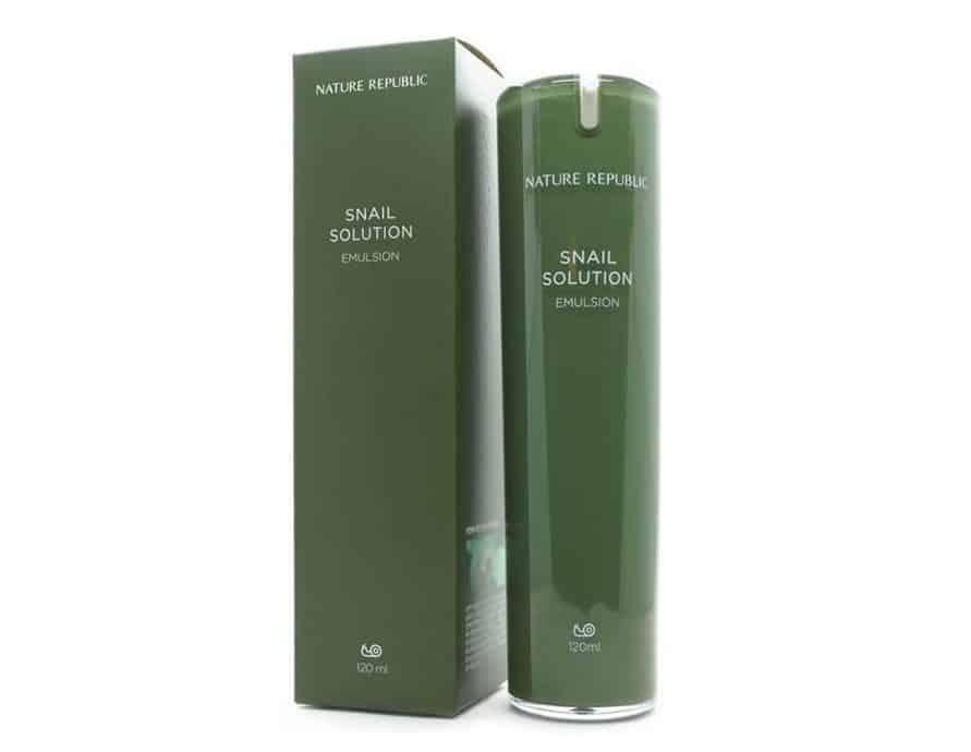 varian nature republic emulsion_Snail Solution Emulsion