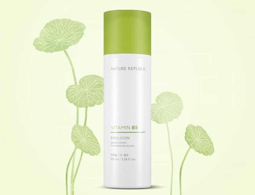 varian nature republic emulsion_Vitamin B5 Emulsion