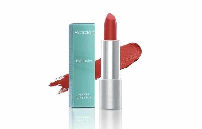 warna lipstik wardah matte untuk remaja_Wardah Exclusive Matte Lipstick Orange