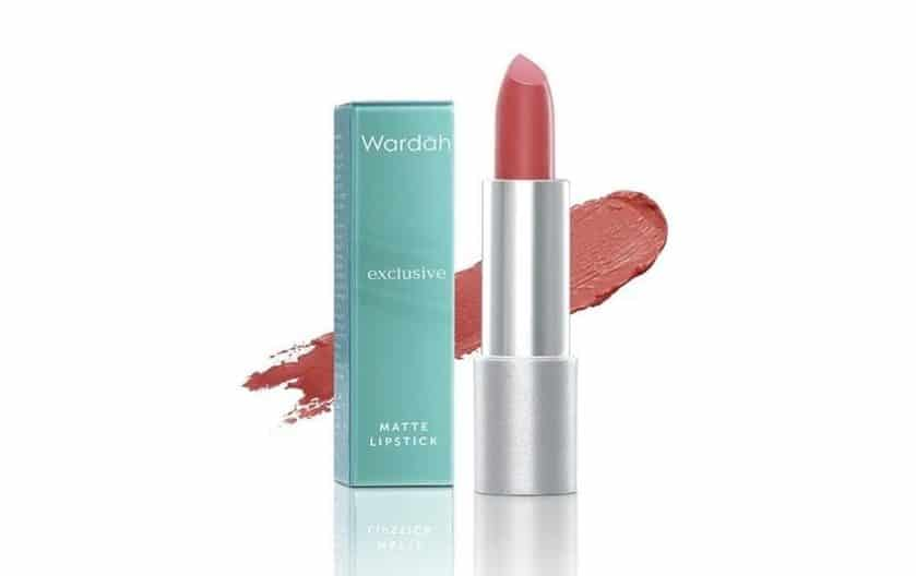 warna lipstik wardah matte untuk remaja_Wardah Exclusive Matte Lipstick Peach