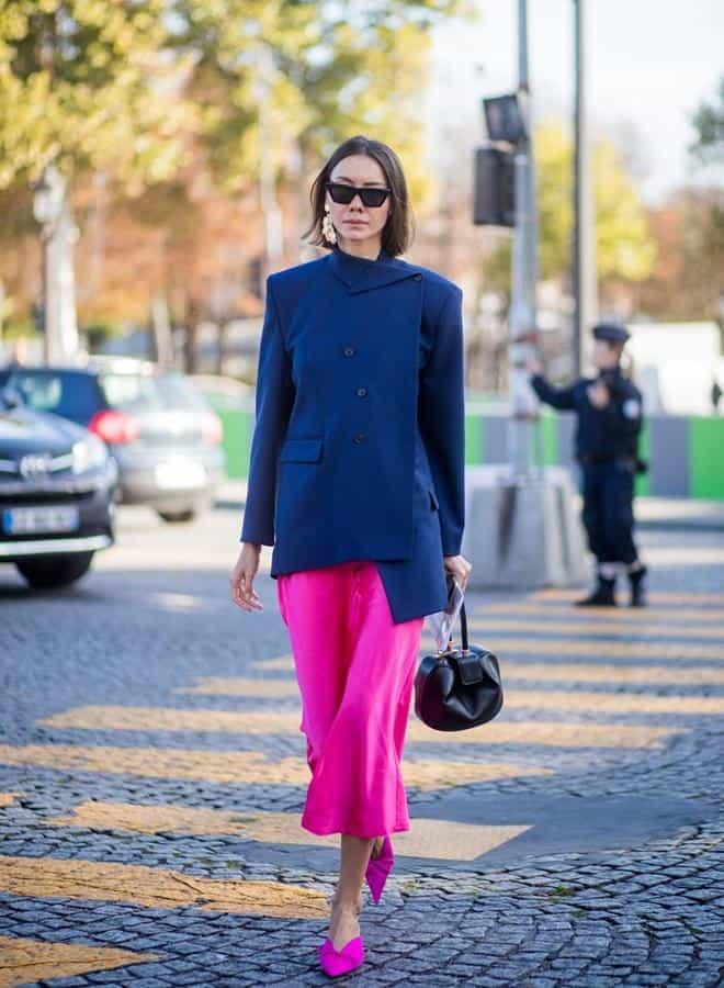 warna yang cocok dengan biru_Biru dan Pink
