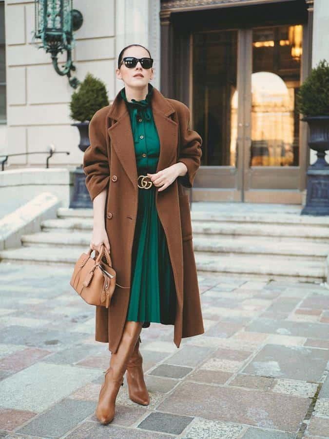 warna yang cocok dengan hijau_Hijau dan Coklat