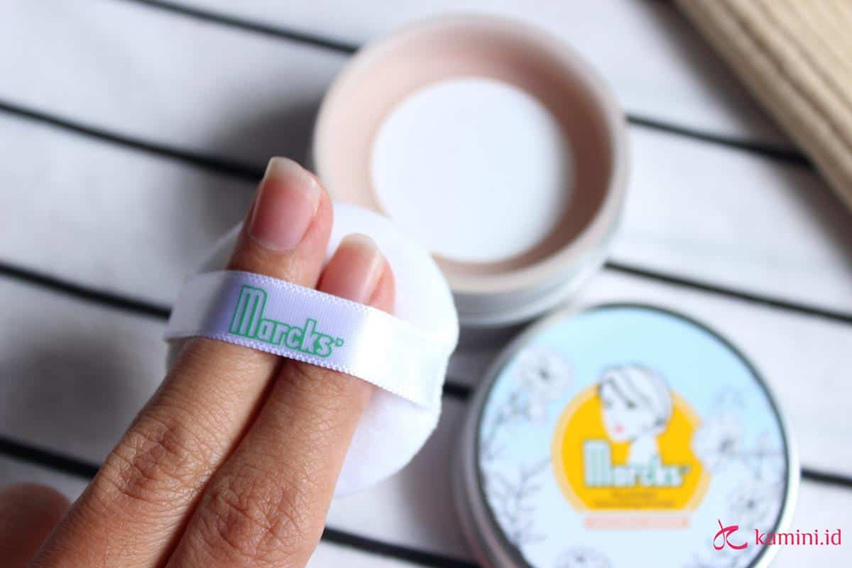 review marcks breathable smoothing powder_puff