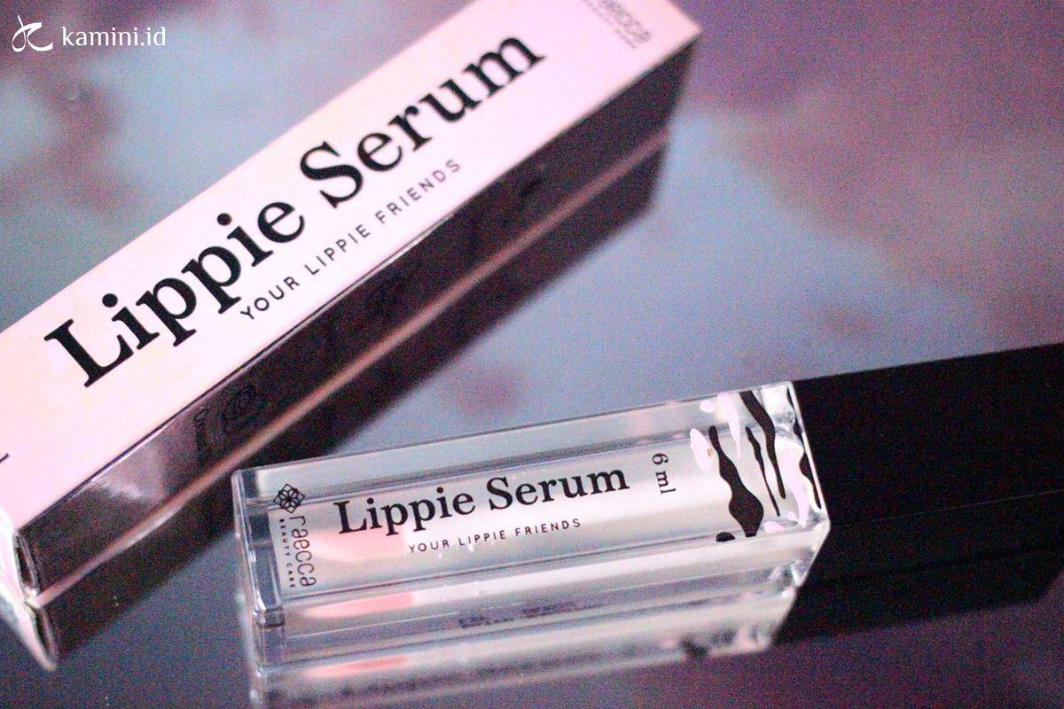 review raecca lippie serum