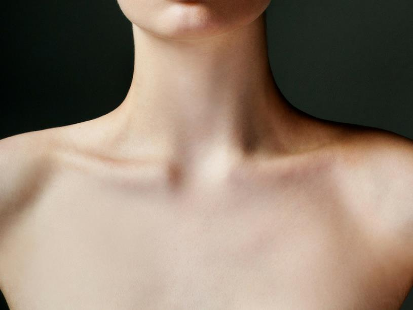 Decolletage