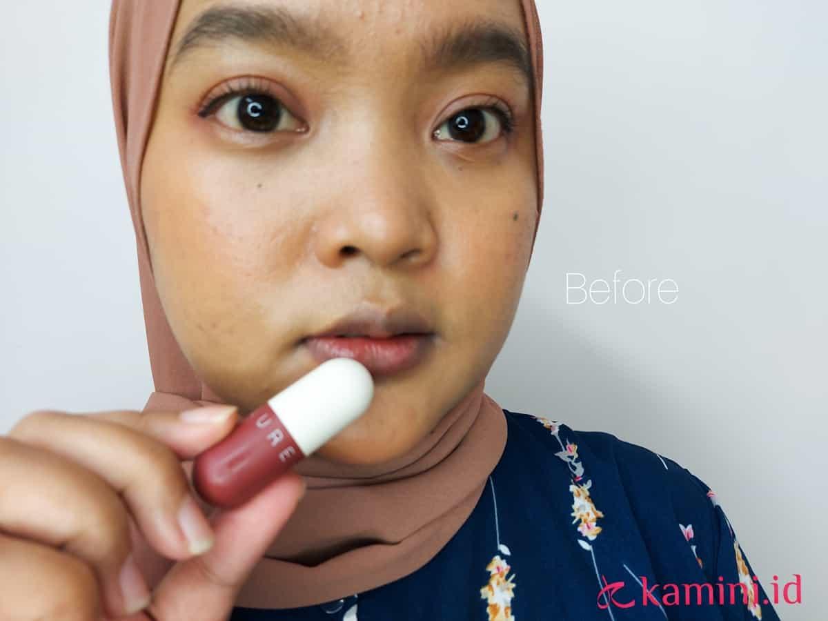 Review Focallure Capsule Lipstick, Si Mungil yang Tahan Lama 13