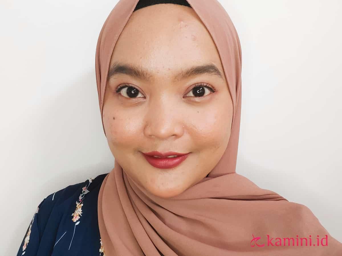 Review Focallure Capsule Lipstick, Si Mungil yang Tahan Lama 15