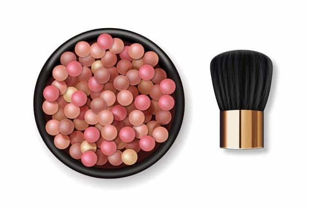 Makeup Powder Balls