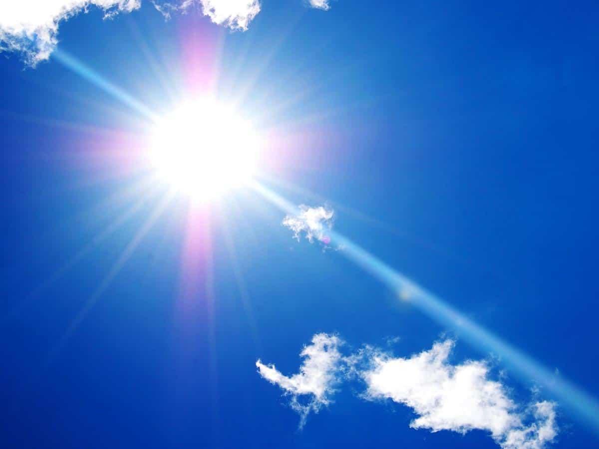 sinar UV