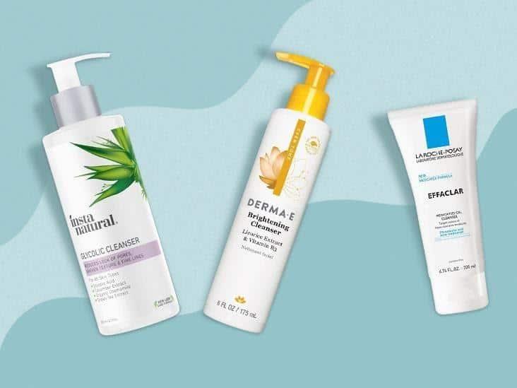 tips agar tidak mudah jerawatan selama puasa_Pilihlah Facial Wash Sesuai Kebutuhan