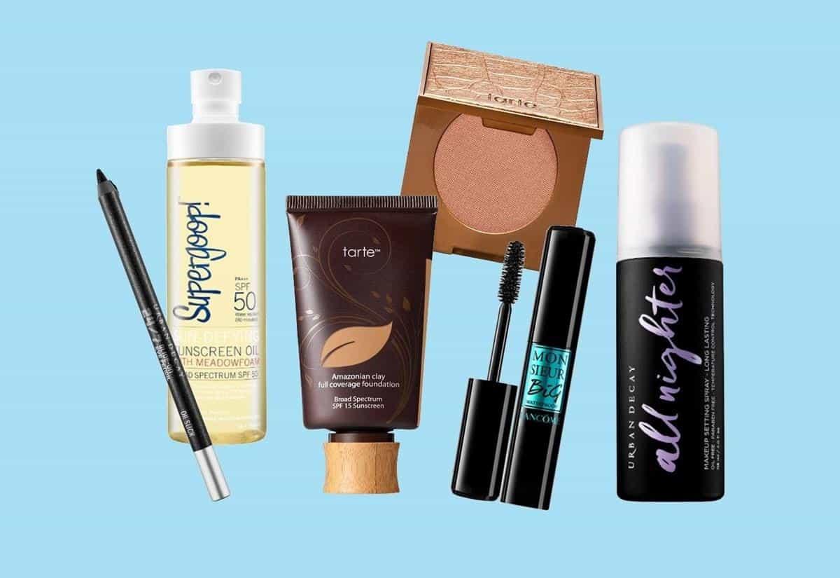 Tips Agar Makeup Tidak Mudah Luntur Di Hari Lebaran_Gunakan Produk Waterproof