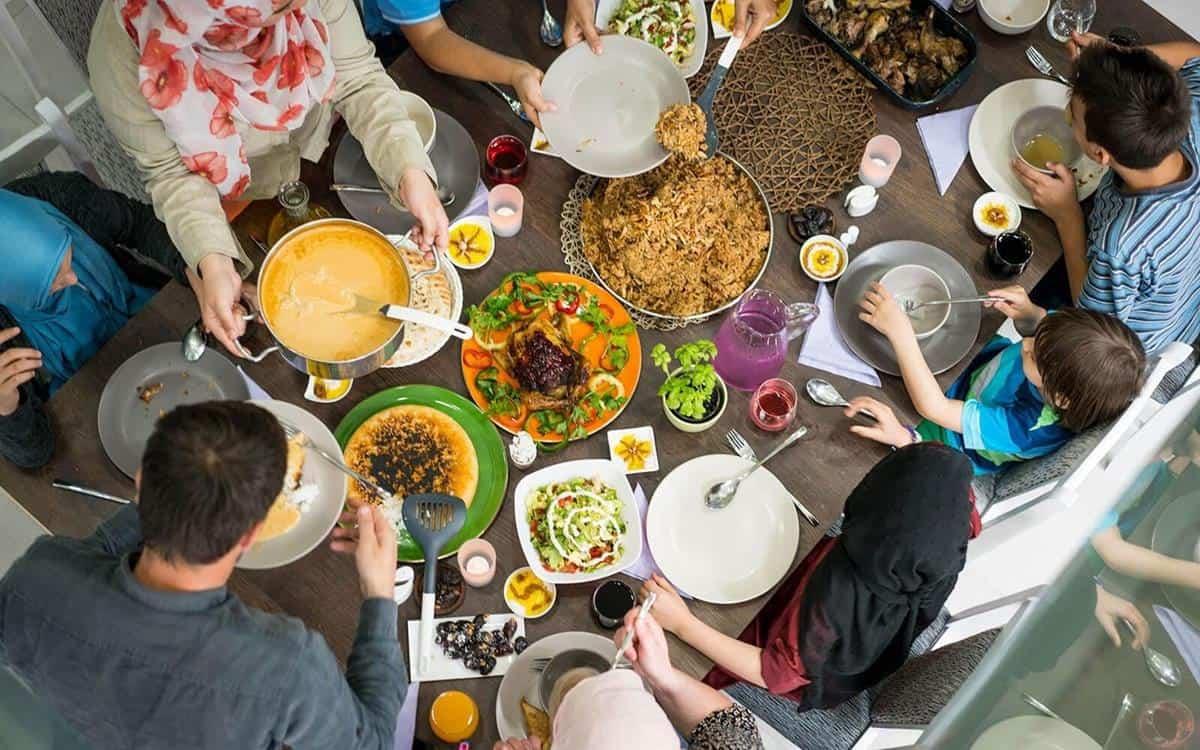 ide ucapan lebaran_Dipertemukan kembali dengan bulan Ramadhan