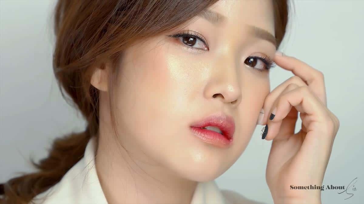 inspirasi makeup lebaran_Korean Natural Look