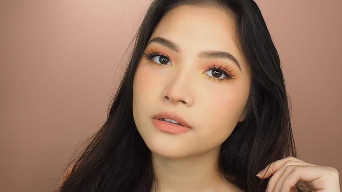 inspirasi makeup lebaran_Matte Makeup Look
