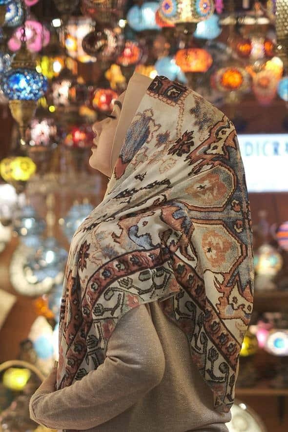 merk hijab untuk hampers idul fitri_Pelangi asmara