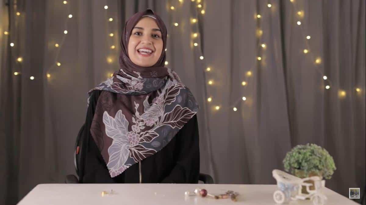 model hijab untuk lebaran_Hijab Syar'i