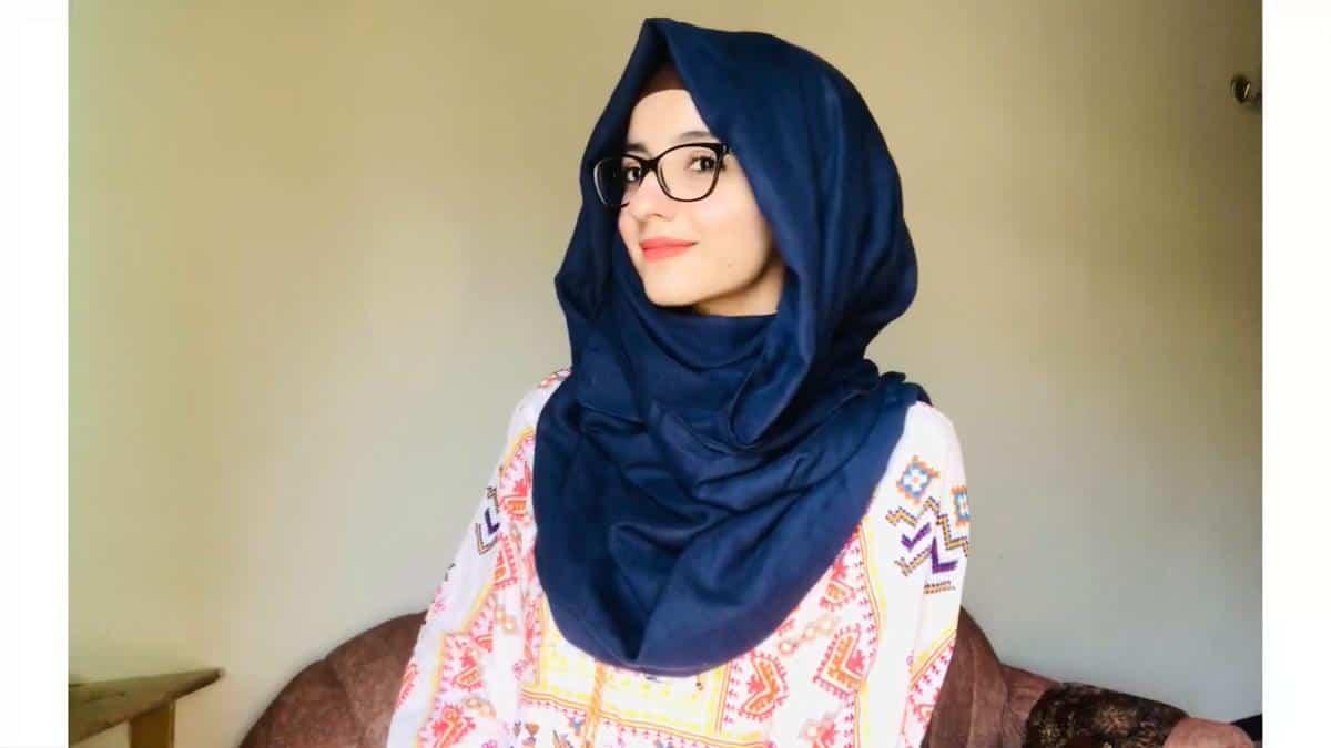 model hijab untuk lebaran_loose hijab
